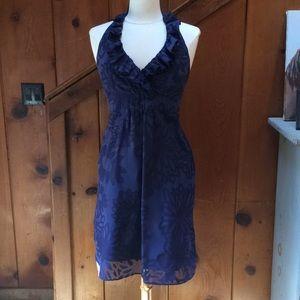 Lily Pulitzer Ruffle Halter Dress